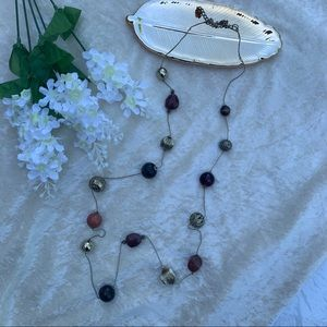 Jewelry - Beaded Floating Necklace